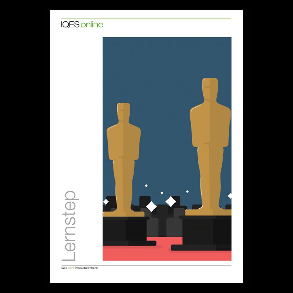 Titelseite des LernSteps Oscar