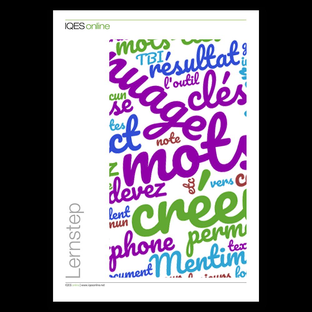 Titelseite des LernSteps Sätze bauen
