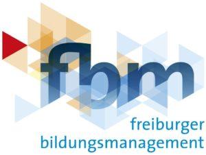 Logo Freiburger Bildungsmanagement