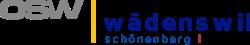 Logo OSW Oberstufenschule Wädenswil, Schönenberg, Hütten
