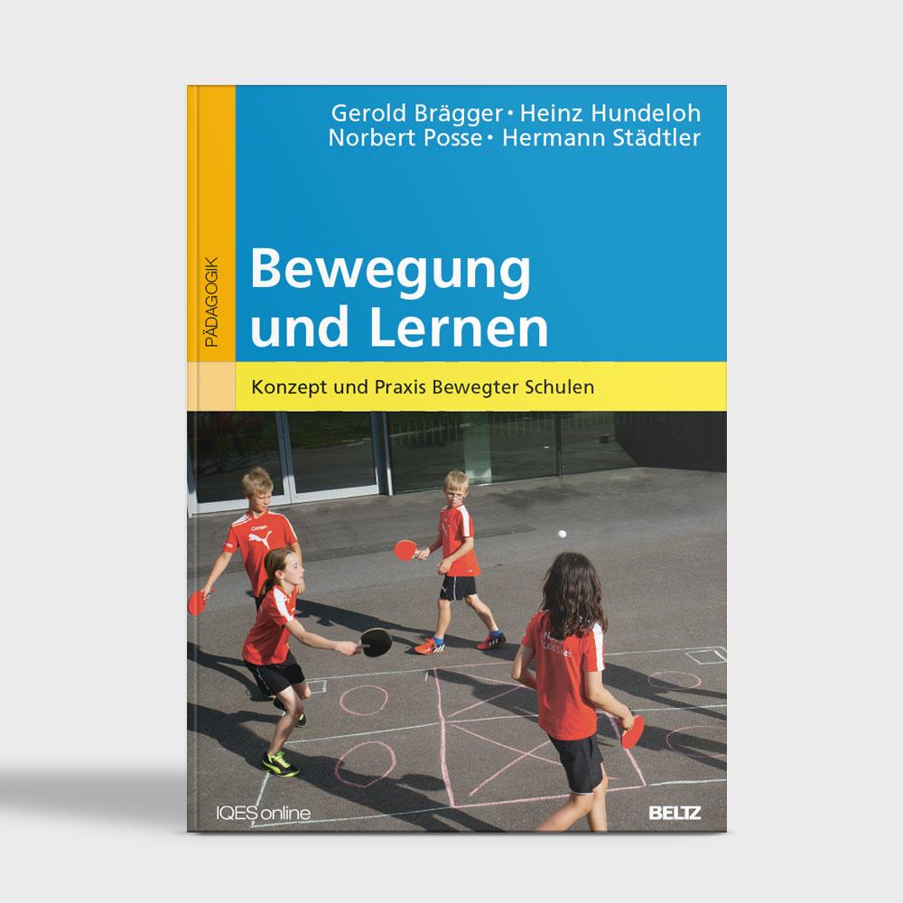 Titelseite Buch Bewegung und Lernen
