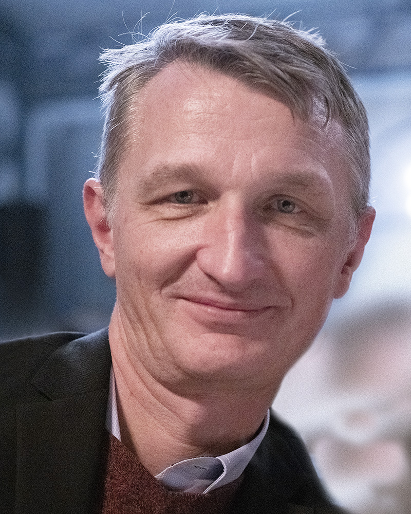 Portrait Silvan Meier
