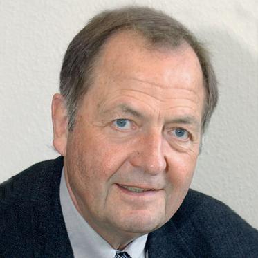 Portrait Hans-Günter Rolff