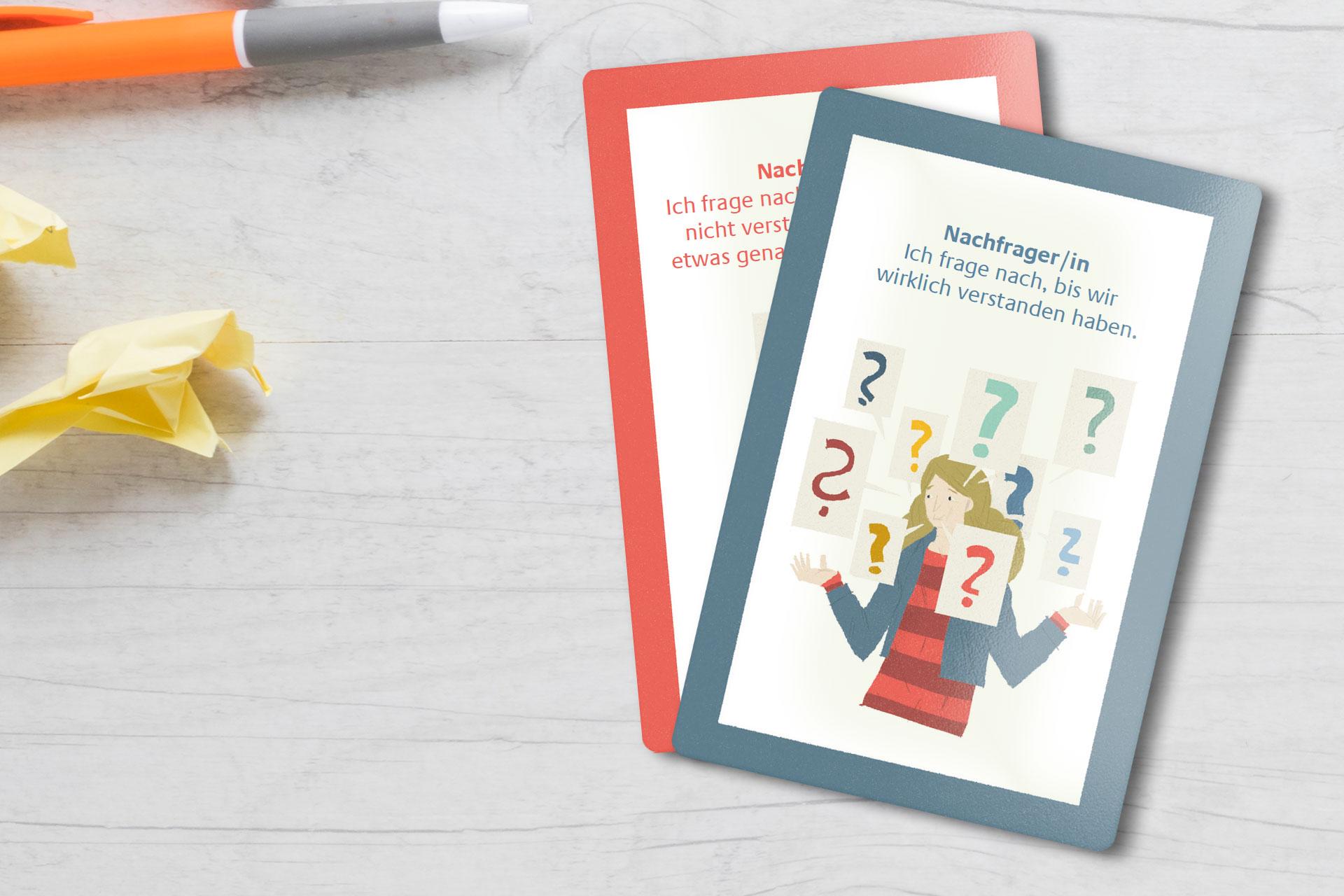 Beispiele aus dem Kartenset Kooperatives Lernen