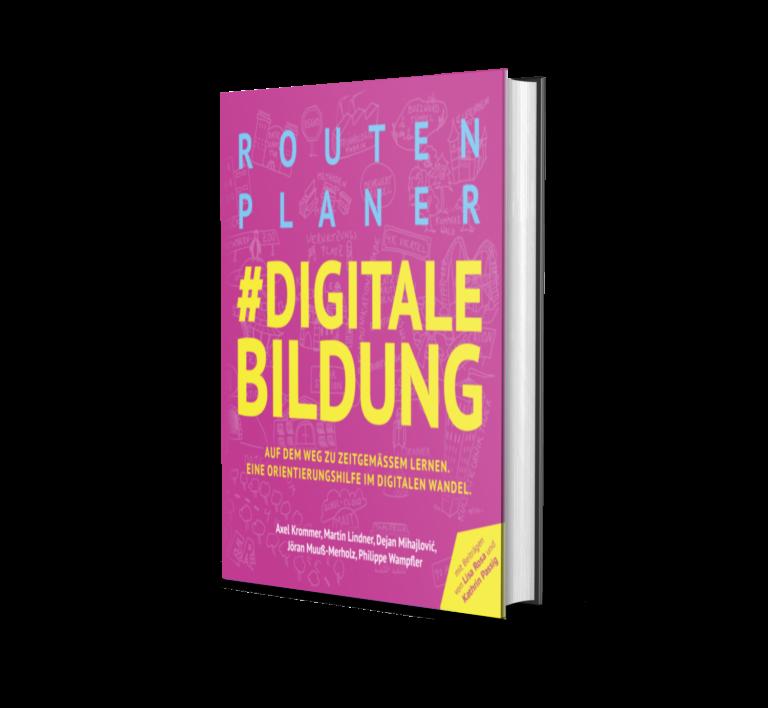 Titelseite Routenplaner #Digitale Bildung