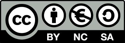 by-nc-sa.eu creative commons icon