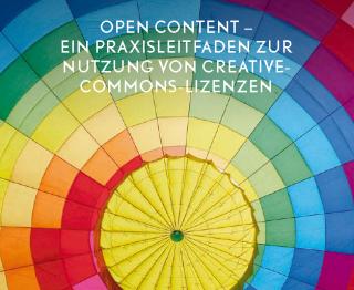 zum Open Content Praxisleitfaden