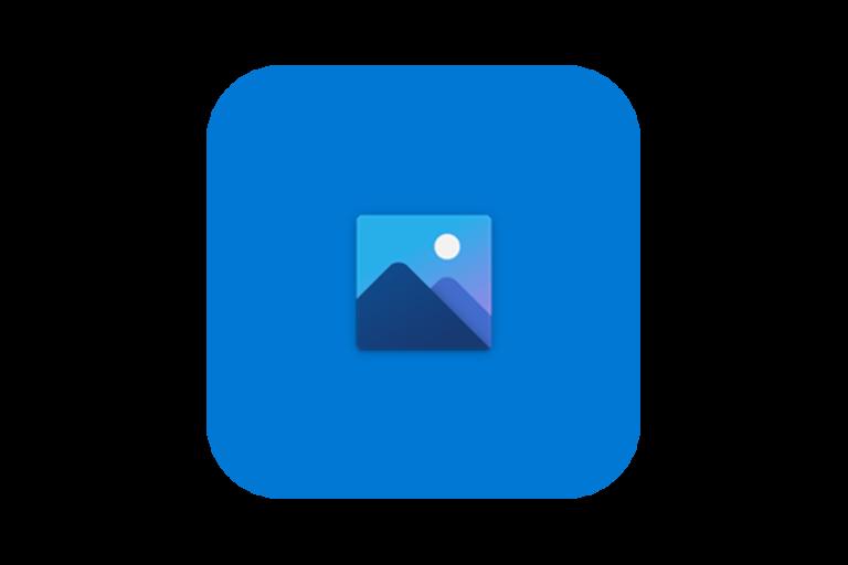 Icon Microsoft Fotos
