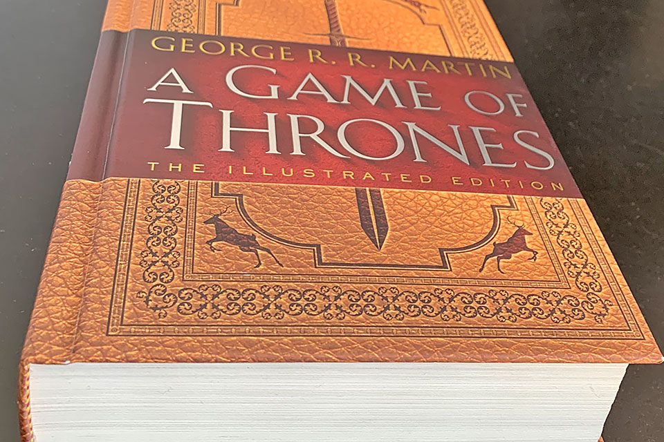 Reading Adventure mit «A Song of Ice and Fire» von George R.R. Martin