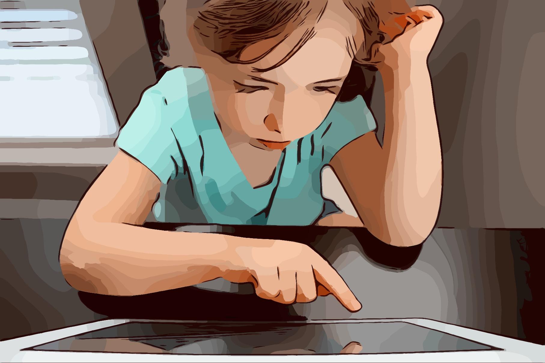 Titelbild zu Nele Hirsch: Unterricht digital