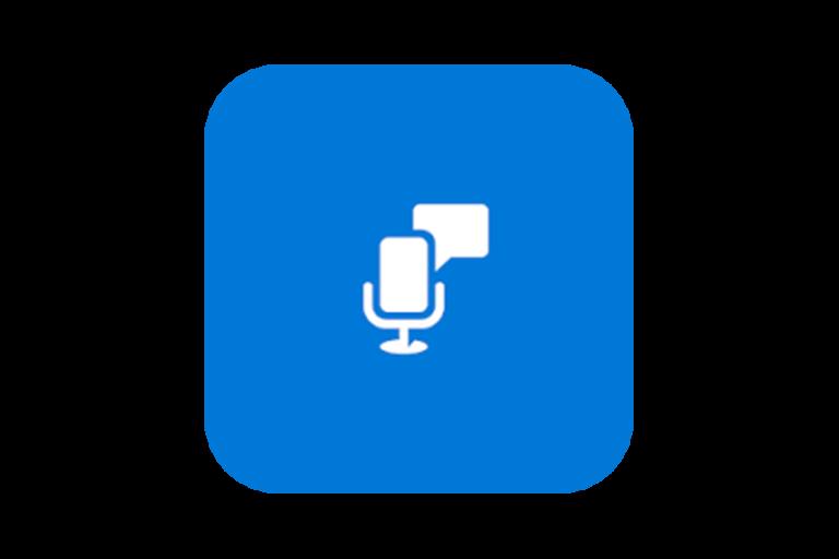 Icon Sprachrekorder