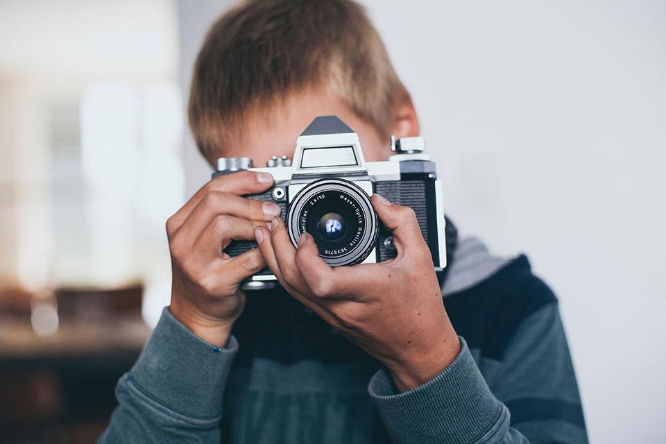 zu den Fotoprojekten auf www.kamerakinder.de