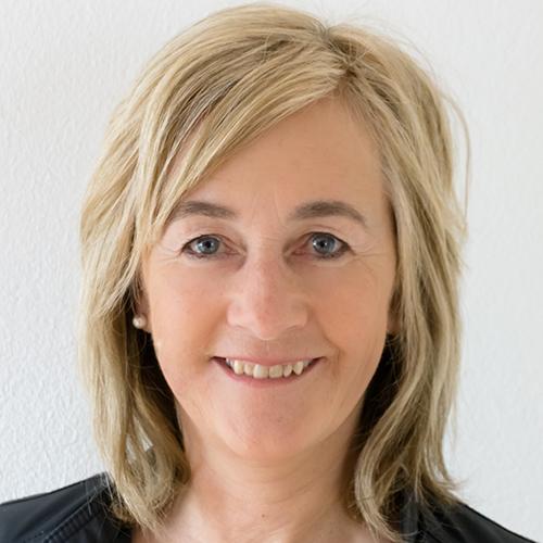 Porträt von Marietheres Purtschert