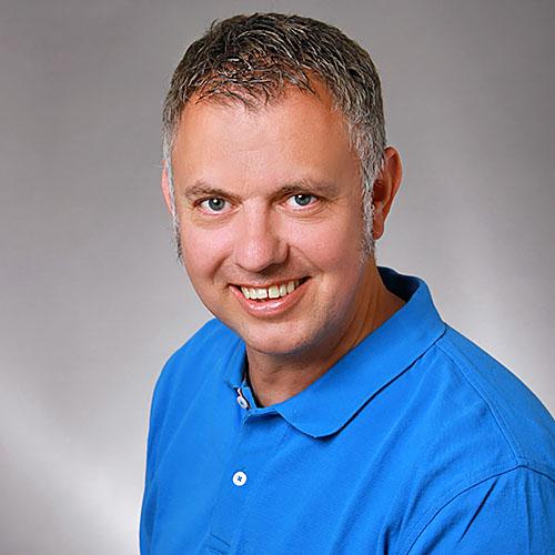 Portrait von Markus Luterbacher