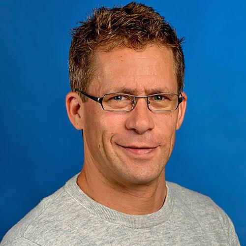 Portrait von Nicolas Straub