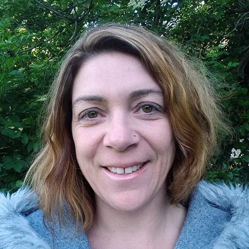 Portrait von Patricia Steinemann