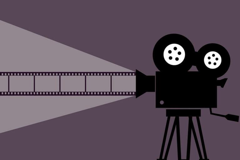 Illustration Cinema Kamera