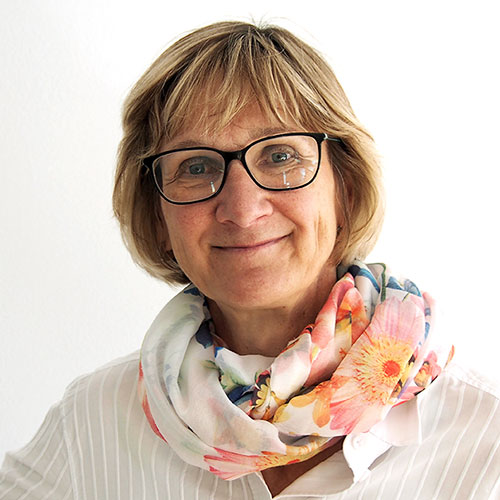 Porträt von Ursula Pulyer
