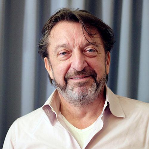 Portrait Wolfgang Böttcher