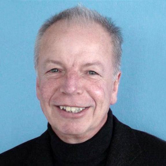 Portrait von Wolfgang Zink