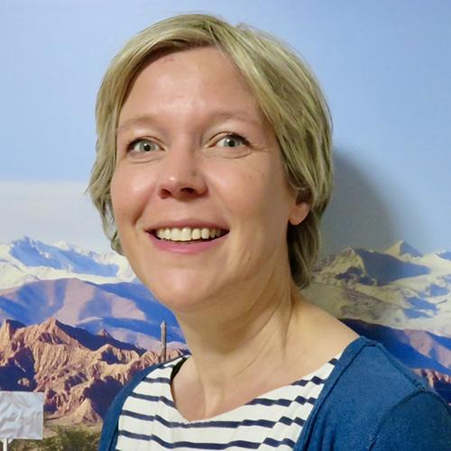 Portrait von Priska Sieber