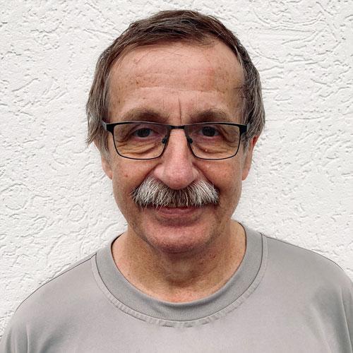 Portrait Gernot Braun